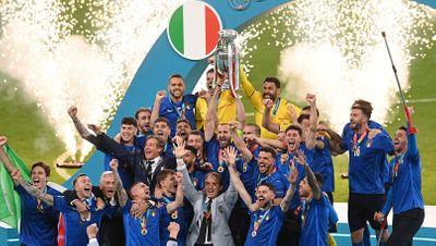 Италия чемпион Евро 2020