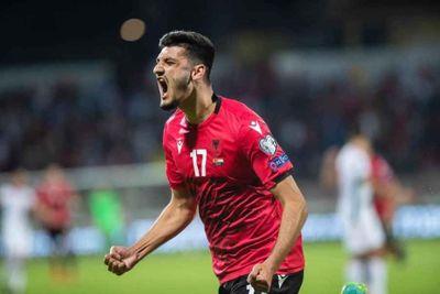 Армандо Броя забил победный мяч в ворота Венгрии